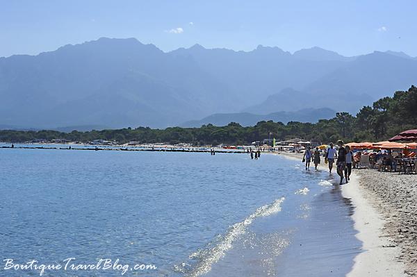 Calvi Bay