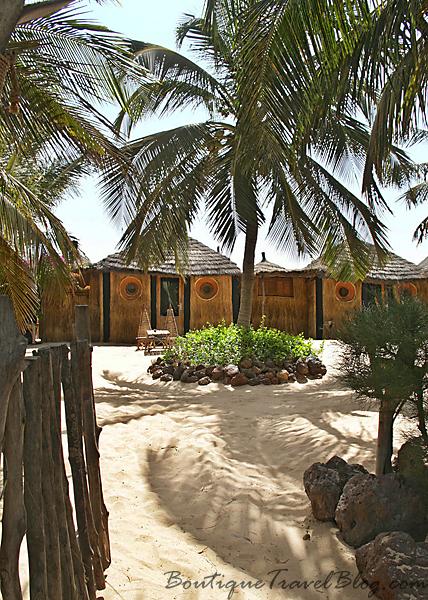 Boutique hotel Senegal