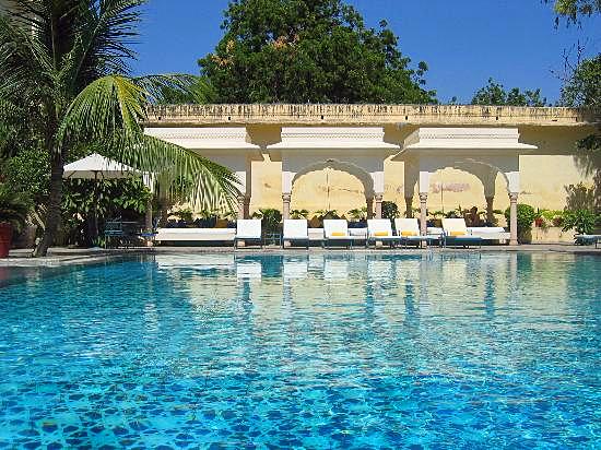 Jaipur boutiquet hotels - Cabanas, courtesy of TripAdvisor