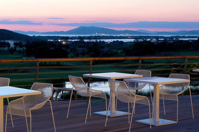 Luxury 5 star hotel, golf and spa, Tuscany