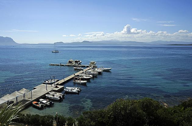 Top Sardinia honeymoons, Hotel Gabbiano Azzurro