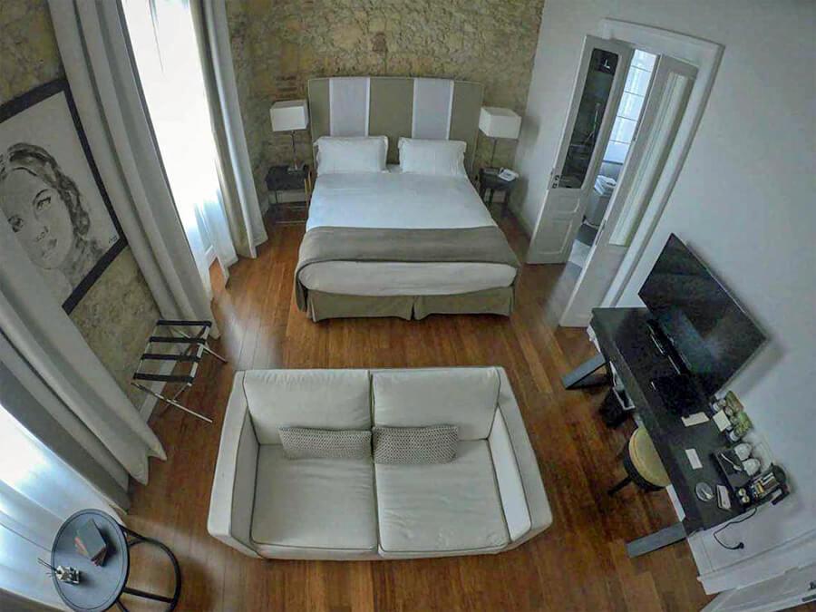 Sardinia honeymoon hotel, Hotel Villa Fanny