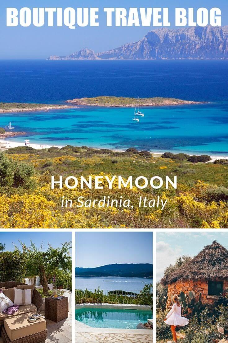 Sardinia Honeymoon | Our favourite hotels from around the island perfect for an idyllic honeymoon