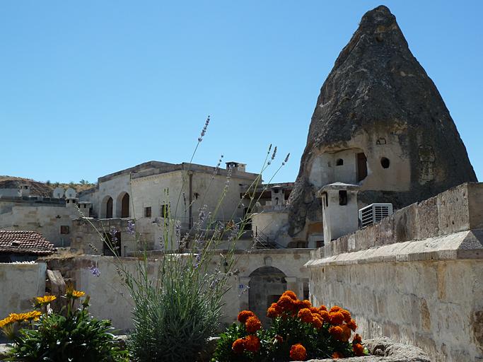 Memorable hotels - Fairy chimney hotel in Turkey