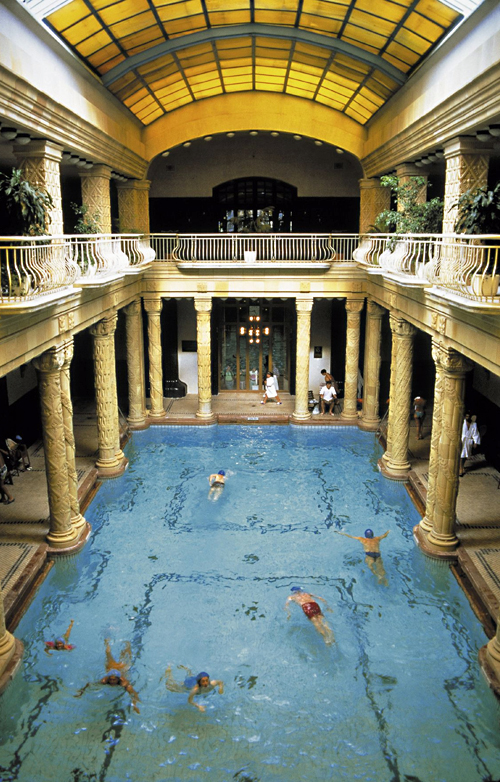 Budapest Spa, wellness cruise