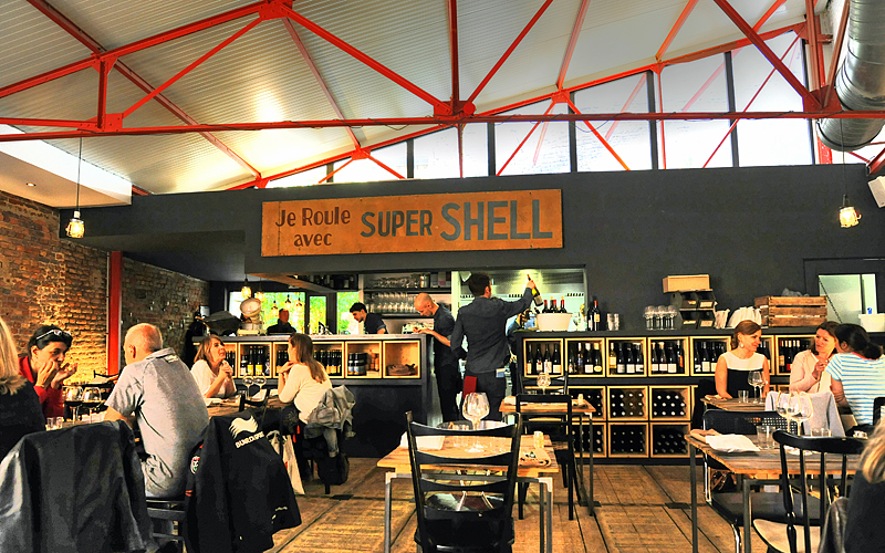 Bloempot review restaurant Lille