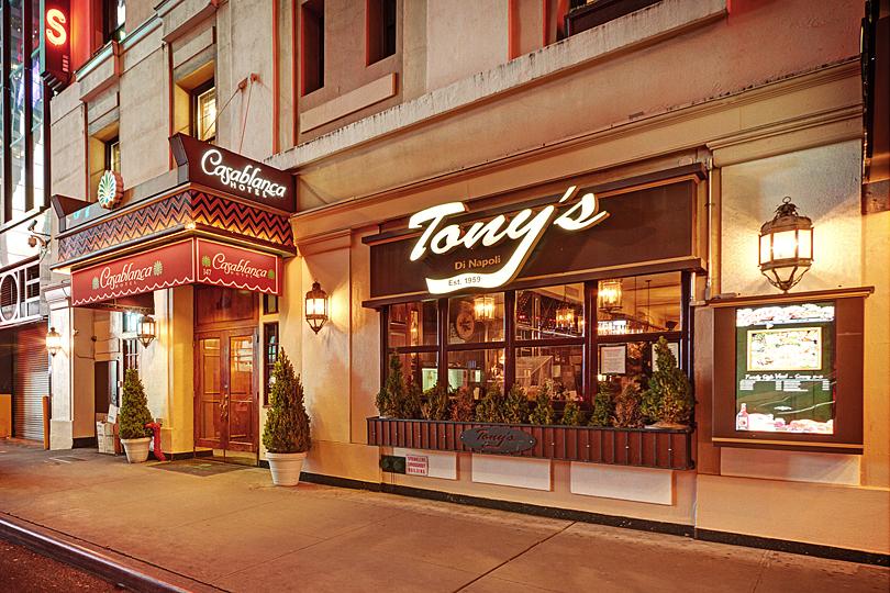 Tony's, New York