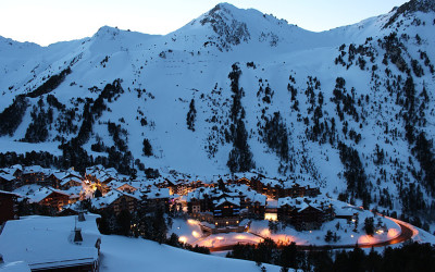 The Top Three Resorts for Luxury Ski Holidays in the French Alps