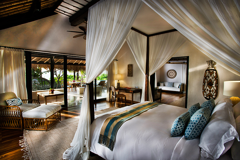Nihiwatu's Eco Lodges on the Untouched Indonesian Island of Sumba