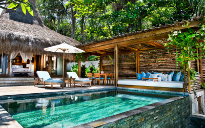 Travel more responsibly on an eco-chic holiday