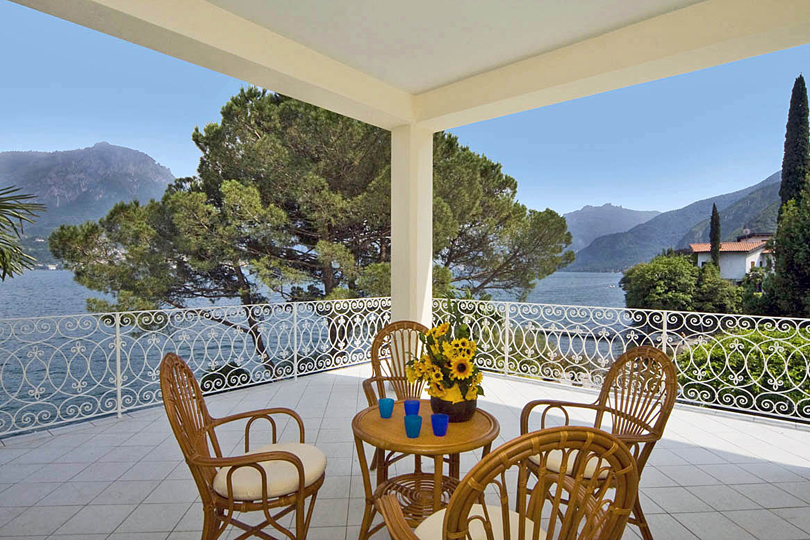 Holiday villa, Lake Como, Italy