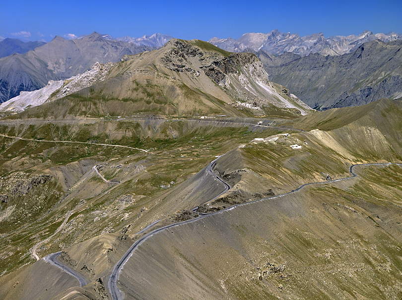 Route Napoléon - best drives in Europe