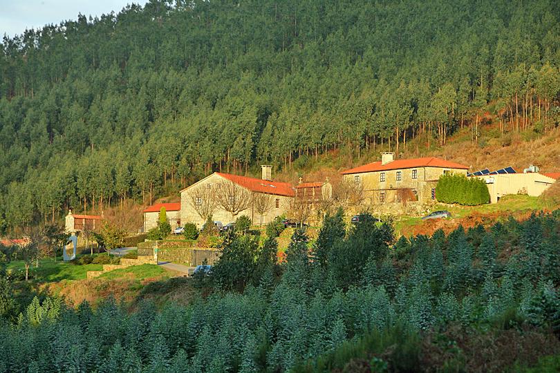 Casa Grande do Bachao, Santiago de Compostela, Spain