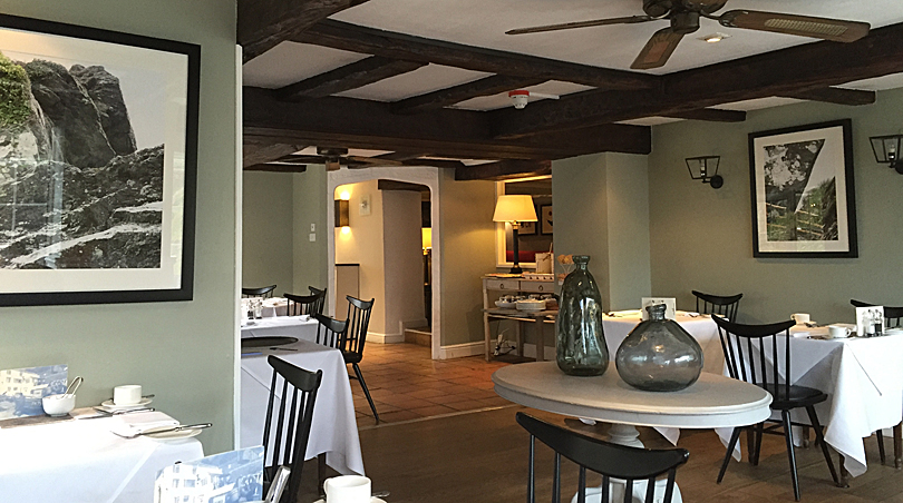 The Kugger hotel Review, Cornwall