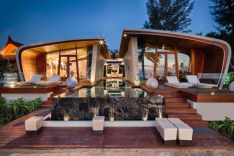 Top 10 Unique Luxury Villas