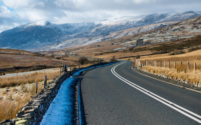 The Five Ultimate Driving Experiences in the UK