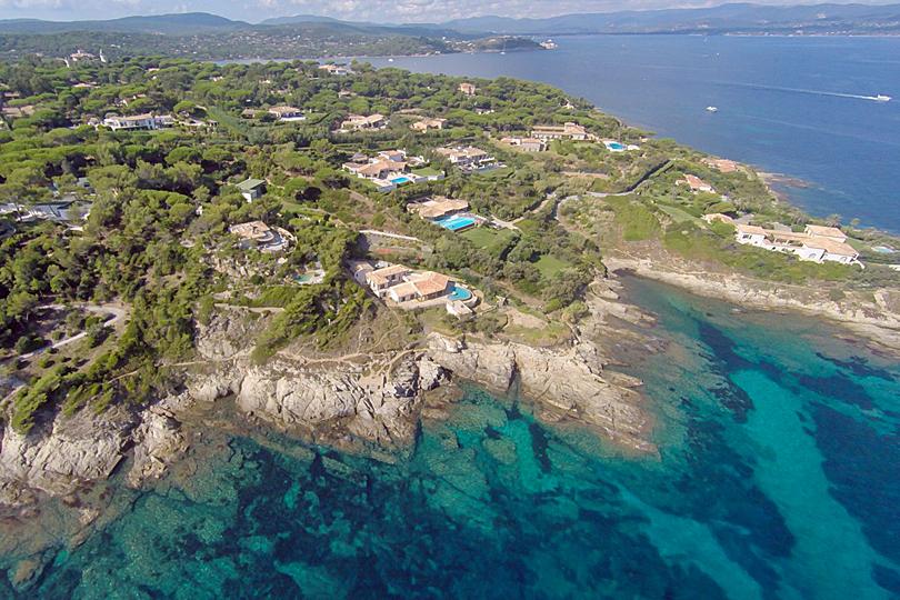 Luxury villas on the French Riveria - luxury villa st tropez