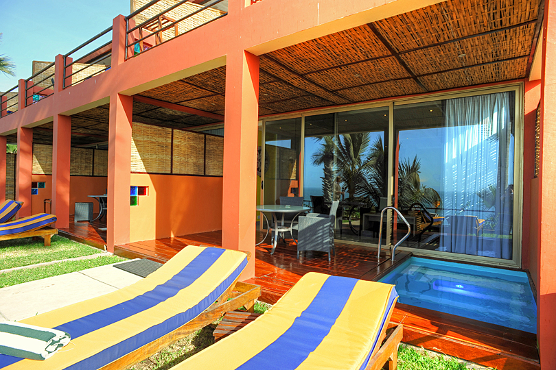 The Macondo Suites, Ngala Lodge, The Gambia, West Africa