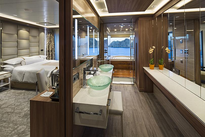 Club Spa Suite Azamara Journey - Azamara Club CruisesClub Spa Suite Azamara Journey - Azamara Club Cruises