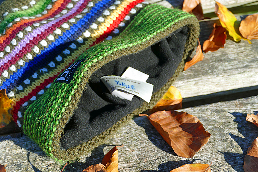 Beyond Beanie, ethical Christmas gifts, that give back