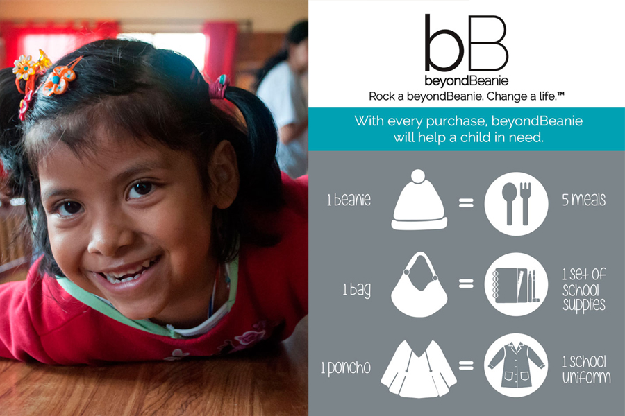 Beyond Beanie, ethical Christmas gifts that give back