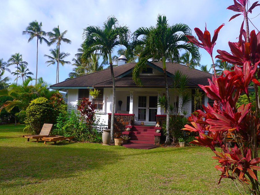 Fern grotto inn idyllic self catering cottages in kauai for Best boutique hotels kauai