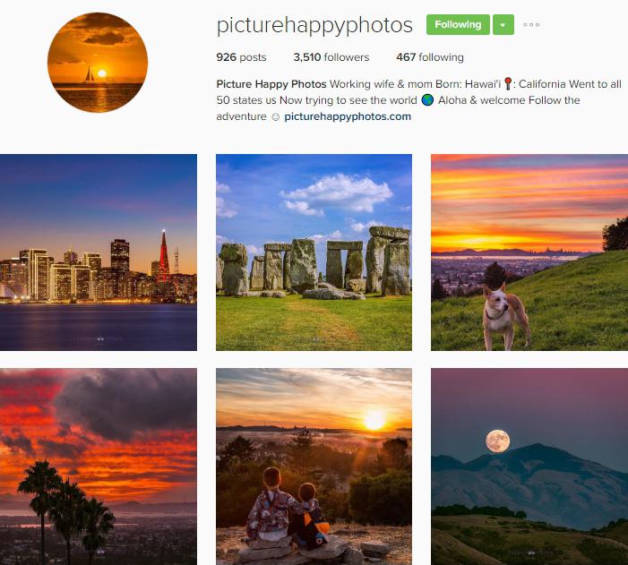 PictureHappyPhotos on Instagram