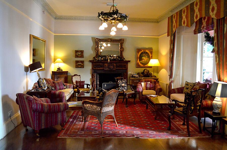 Orestone Manor, Devon