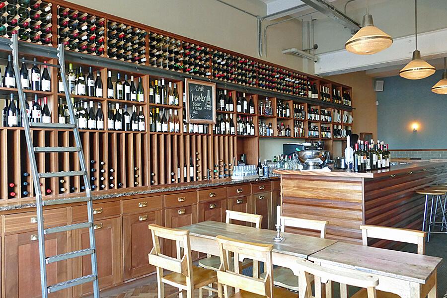 OX Cave, Belfast wine bar