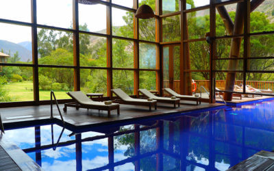 Best spa hotels from around the world