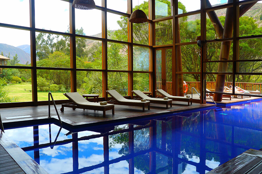Tambo Del Inka, one of the best spa hotels in the world