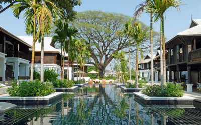 Na Nirand, a peaceful oasis in the heart of Chiang Mai, Thailand