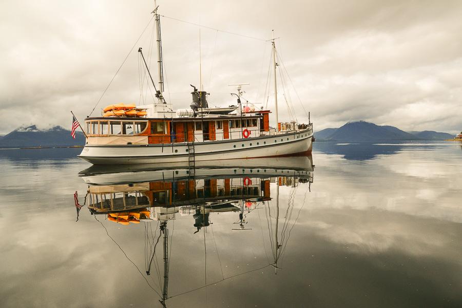 Tenakee, alaska MV Westward