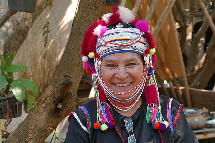 Smiles in Thailand