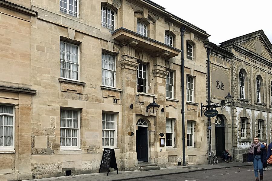 Vanbrugh House Hotel, Oxford, England