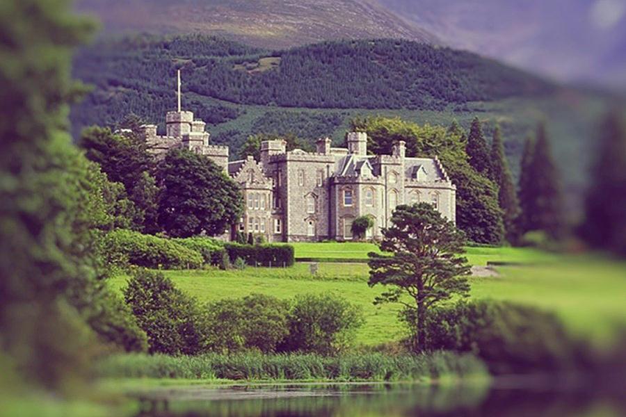 Inverlochy Castle Scotland