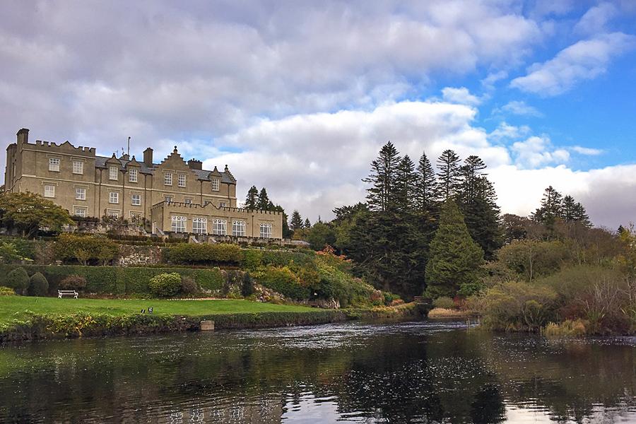 Ireland's Ballynahinich Castle, Connemara