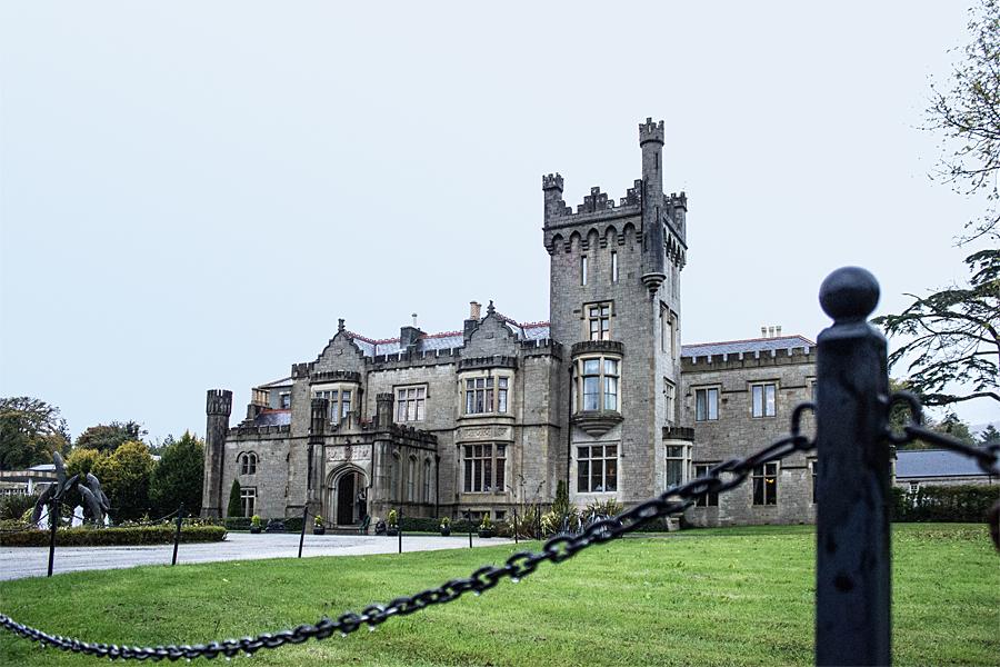 Solis Lough Eske Castle and Spa, a fabulous historic hotel in Ireland