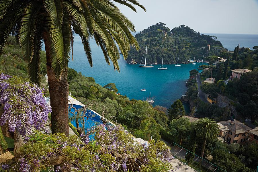 Romantic hotels - BelmondHotel Splendido, Portofino, Italy