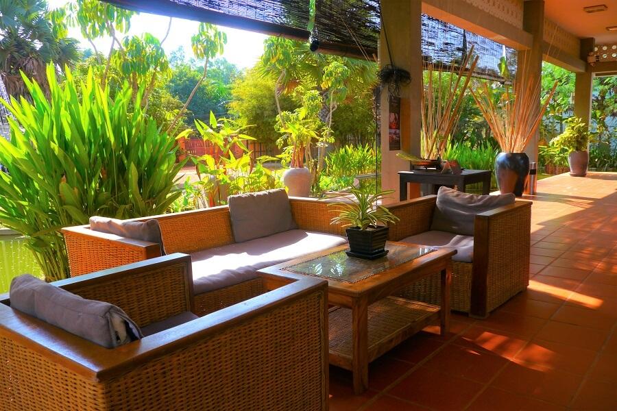 Tresor d_Angkor, Siem Reap hotel review, Cambodia