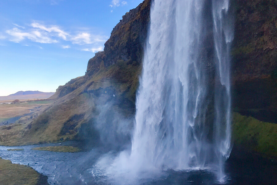 Iceland - one of our four unique locations for a perfect spring break