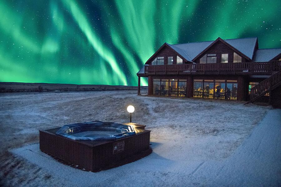 Hotel Ranga, Iceland - the perfect spring break