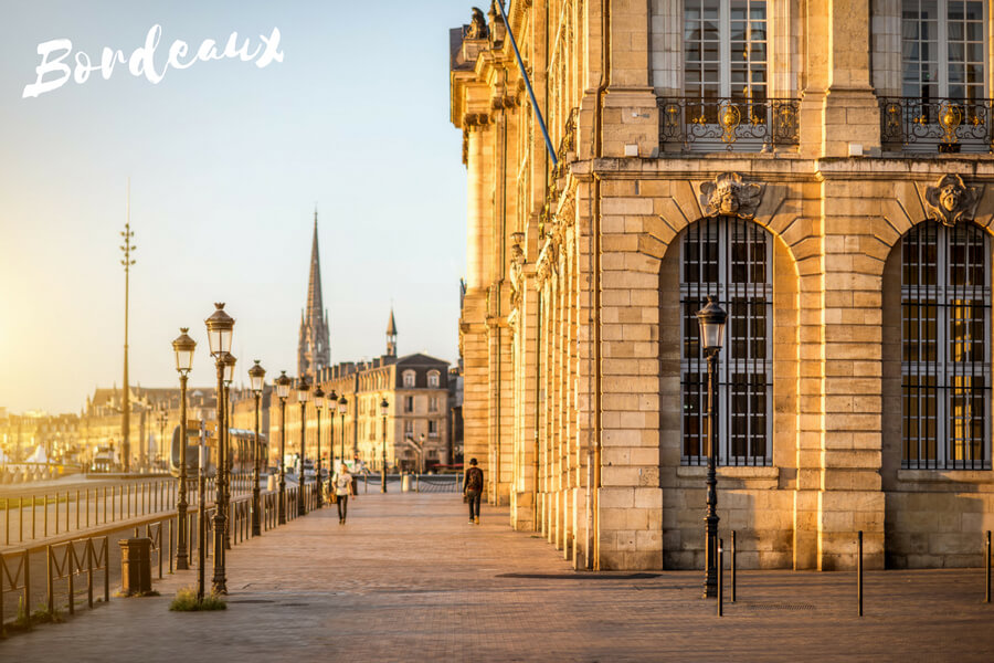 Bordeaux, one of our top 10 places to visit in the south of France