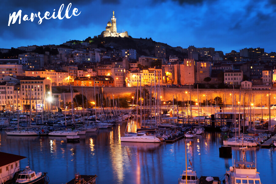 Marseille, one of our top 10 places to visit in the south of France