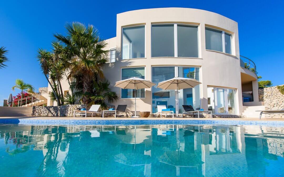 Luxury villas in Ibiza: Villa Prime, a stunning large holiday villa to rent in Ibiza