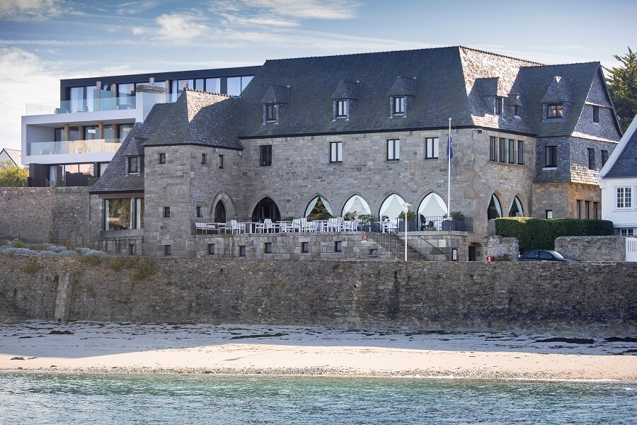 Spa hotels in Brittany - Hotel Brittany & Spa, Roscoff
