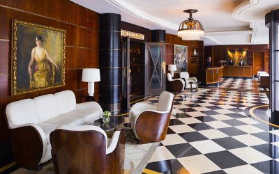 Top 10 luxury hotels in central London