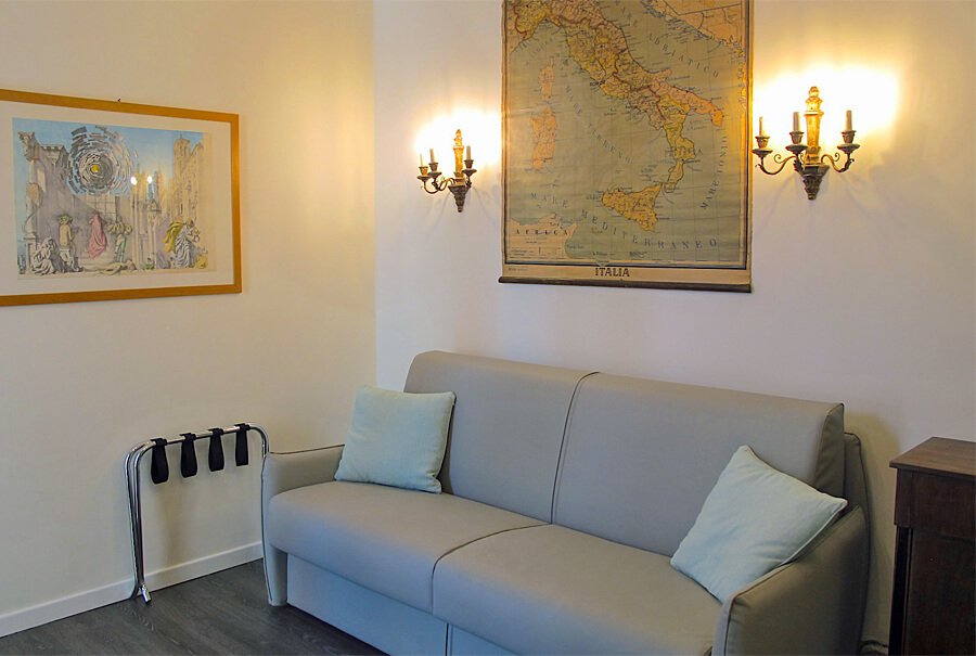 Bologna Accommodation   L8 Boutique Apartments, Bologna, Italy - Rather than a Bologna hotel or B&B, our pick are these lovely self-catering apartments