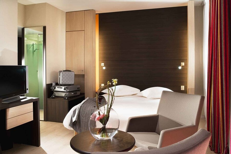 Boutique hotels in Brittany - Hotel Oceania Brest Centre, Brest