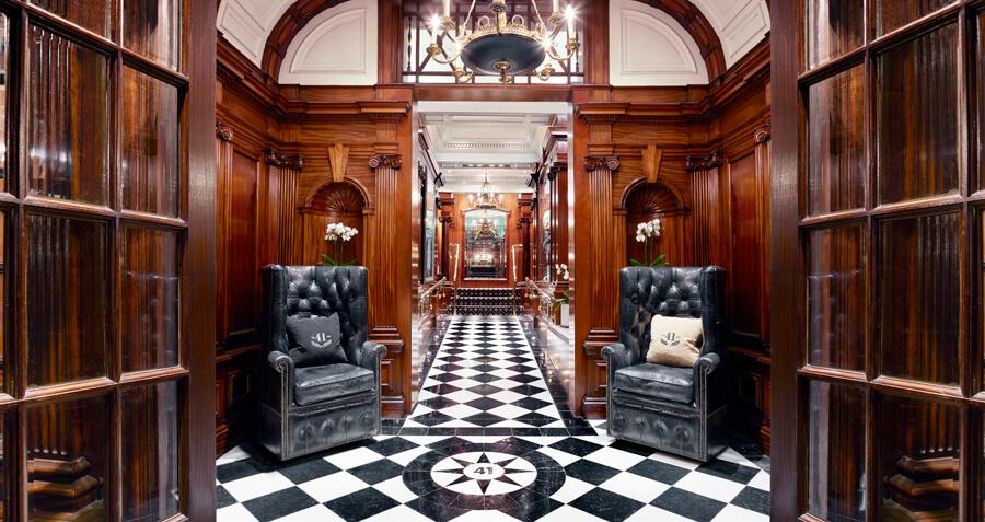Hotel 41, London